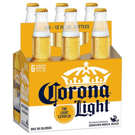 Corona Light Beer Light Lager Corona Light Beer Corona Light