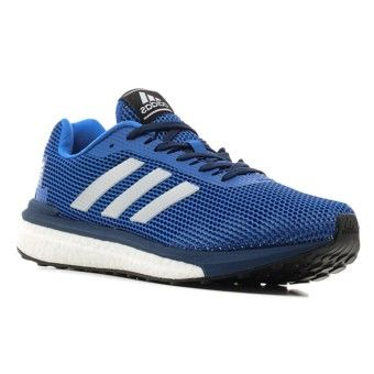 Adidas Sepatu Running Vengeful M Ba7938 Biru Sepatu Sepatu