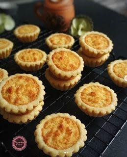 Pie Kelapa Mini Di 2020 Resep Resep Masakan Kelapa