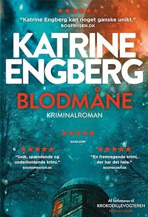 Blodmane Af Katrine Engberg Bog Kob Hos Saxo Blodmane Boger Lydboger