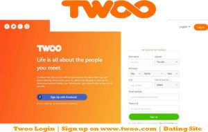 Online dating twoo