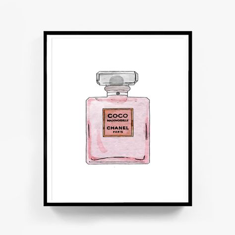 This Item Is Unavailable Etsy Chanel Art Print Chanel Wall Art Coco Chanel Poster