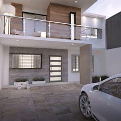 Casa Ev Casas Minimalistas De Feraarquitectos Minimalista