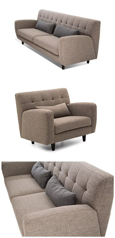 High Quality Grey Linen China Manufacturer Simple Sofa Set In 2020
