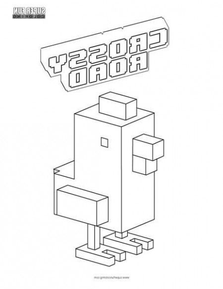 15 Reasons Why You Shouldnt Go To Disney Crossy Road Coloring Pages On Your Own Coloring Cool Coloring Pages Coloring Pages Line Artwork