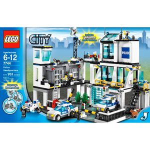 LEGO City Police Headquarters | christmas gift ideas for noah | Lego