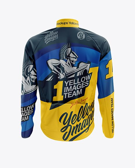 Download Men S Cycling Wind Jacket Mockup Back View In Apparel Mockups On Yellow Images Object Mockups Wind Jacket Clothing Mockup Design Mockup Free