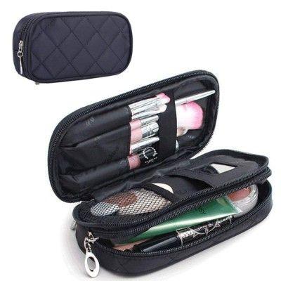 Monstina Make Up Bag For Women Makeup Brush Bag Makeup Bags Travel Travel Cosmetic Bags
