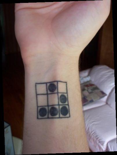 Tattoo hacker Geek Tattoos:
