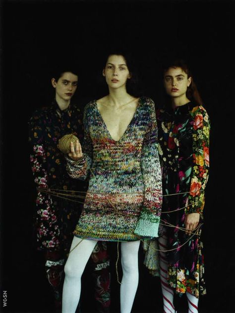 WGSN A/W 2018-2019 AUTUMN WINTER MACRO TREND | Knit. Style ...