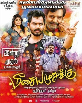 Meesayamuruku Also Leaked for Tamilrockers Meesaya muruku