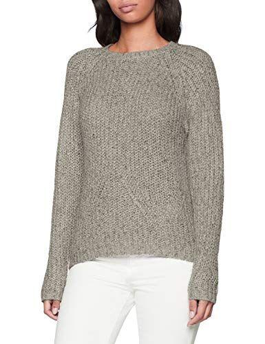 on sale 8268e 3a7aa VERO MODA Damen Pullover VMHAVANNAH LS O-Neck Blouse Boo ...