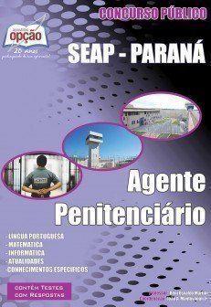 Apostila Seap Pr Cargo Agente Penitenci Xc1 Rio Em 2020