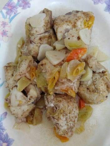 Resep Ayam Kukus : resep, kukus, Recipes