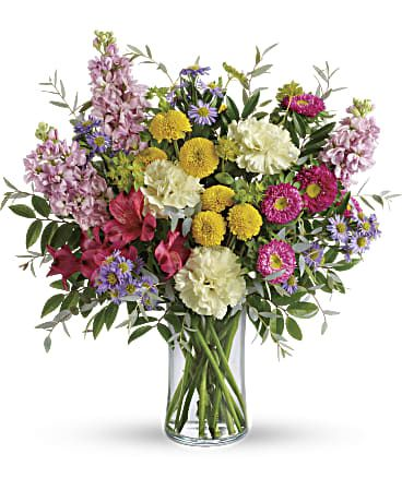 Goodness And Light Bouquet In Logan Ut Plant Peddler Floral Flower Delivery Lighted Bouquet Same Day Flower Delivery
