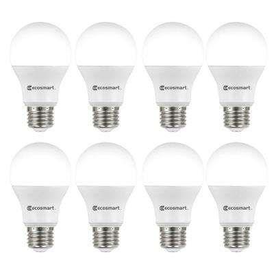 E26 Led Bulbs Light Bulbs The Home Depot Led Light Bulb Dimmable Led Lights Light Bulb