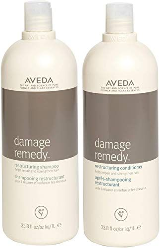 New Aveda Damage Remedy Shampoo Conditioner Liter Duo Set 33 8 Oz Beauty 152 Yournewseasonstyle Offers On Top Store Aveda Hair Shampoo Aveda
