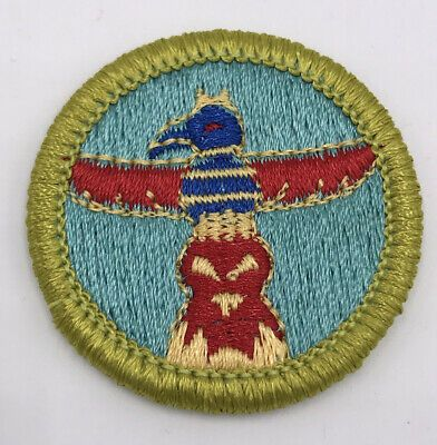 Vintage Boy Scouts Of America Bsa Woodcarving 1 1 2 Merit Badge Patch In 2021 Vintage Boy Scouts Boy Scouts Merit Badges Boy Scouts