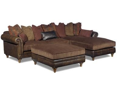 Shop For Craftmaster Sectional, L1202 Sect,