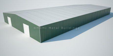 100 X 200 Mbmi Metal Buildings Metal Buildings Building A Pole Barn Metal Buildings For Sale