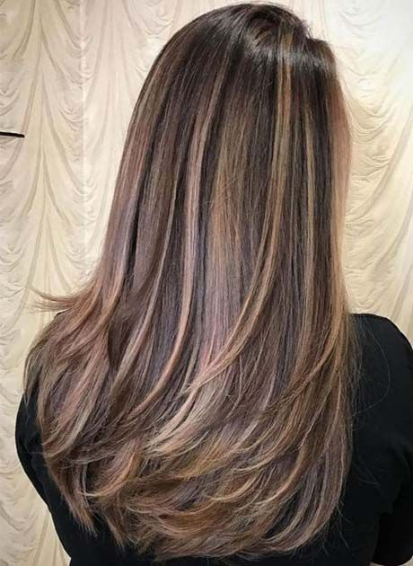 Layered Haircut For Long Thick Hair 2018 2019 Latest Fashion Trends Hottest Hairstyles Ideas Inspiration Thick Hair Styles Long Thick Hair Haircuts For Long Hair