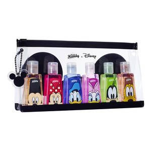 Kit Disney X Merci Handy Coffret Gels Mains Nettoyants De Merci