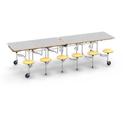 Pleasing Mobile Bench Table Equitas Academy The Dream School Machost Co Dining Chair Design Ideas Machostcouk
