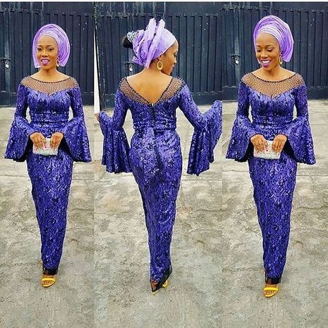 The African Aso-ebi fabric is a timeless piece which is deeply entrenched in the core of African fashion, particularly west Africa.