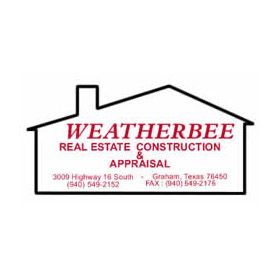 Weatherbee Real Estate Construction And Appraisal Graham Tx