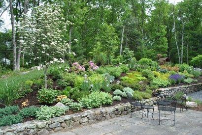 Highland Timothy Sheehan Asla Garden Design Backyard Garden