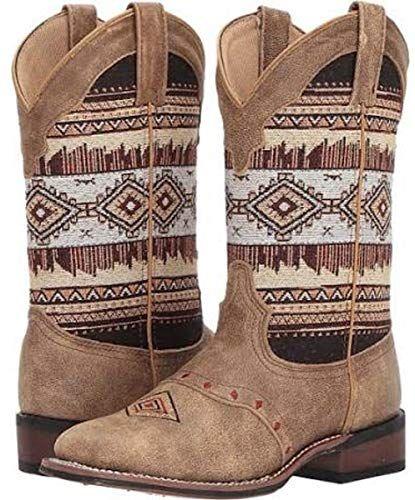 Laredo Women/'s Scout Square Toe Boot