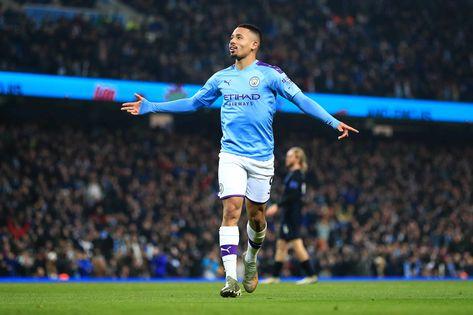 Premier League: Doblete de Gabriel Jesús para la victoria del City - TyC Sports