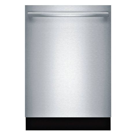 Bosch Ascenta 24 Dishwasher With 46 Dba Quiet Level 5 Wash Cycles Hidden Internal Controls Stainless Steel Pcrichard Com Shx5av55uc Built In Dishwasher Stainless Steel Dishwasher Dishwasher