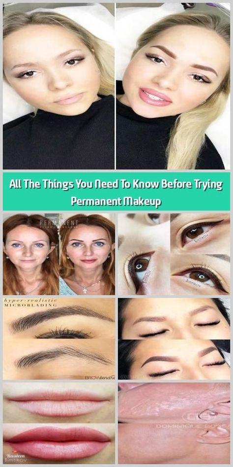 Alles Was Sie Wissen Mussen Bevor Sie Permanent Make Up Ausprobieren Permanent Make Up Zu Tun Oder Nicht Zu T In 2020 Permanent Makeup Makeup Lip Permanent Makeup