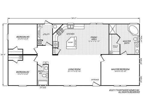 Standard Floor Plan Mobile Home Floor Plans Floor Plans Granny Pods Floor Plans