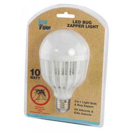 Household Essentials Light Bulb Bug Zapper Bulb