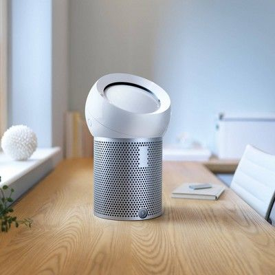 Dyson Pure Cool Me Air Purifier Silver In 2020 Personal Air Purifier Dyson Air Purifier Hepa Air Purifier