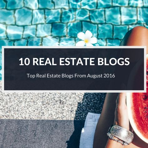 We're back with another excellent roundup from LeadSite customers who are dominating with their agent blogs.