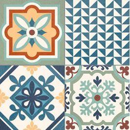 Leroy Merlin Mosaico Decorativo.Pavimento Ceramico 33 15x33 15cm Heritage Mix Leroy