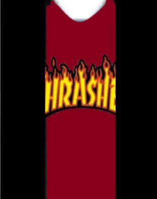 Thrasher Guy Jacket Tshirt Roblox T Shirts Roblox T Shirt Free T Shirt Design