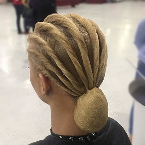 Ballroom Hair In 2020 Dance Hairstyles Competition Hair Dance Competition Hair