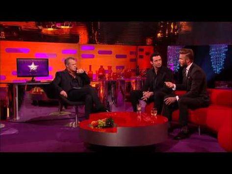 The Graham Norton Show S16E21 David Beckham, Hugh Jackman,Noel Gallagher - YouTube