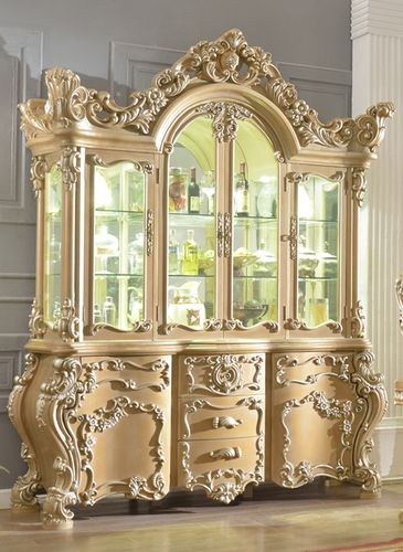 Grandeur China Cabinet Minimalist Living Room Design Royal