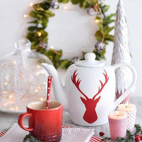 christmasspirit Bom dia! ❤️ Novembro com cara...