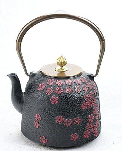 Fenjun South Japan Iron Teapot Japanese Iron Teapot Pure Hand