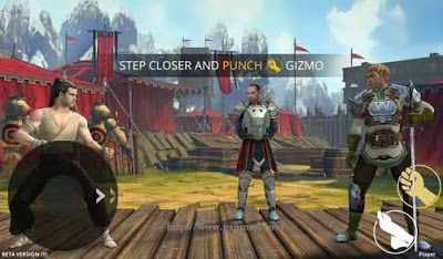Shadow fight 3 android game highly compressed apk+obb