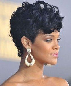 20 Badass Mohawk Hairstyles For Black Women Badass Mohawk