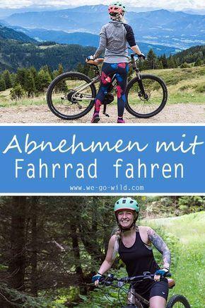 mit fitness fahrrad abnehmen