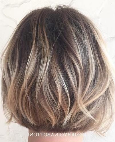 50 Gorgeous Balayage Hair Color Ideas For Blonde Short Straight Hair Short Hair Models Short Hair Balayage Balayage Hair Short Straight Hair