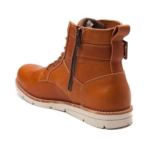 Mens Levis Cobalt Boot - brown - 797907